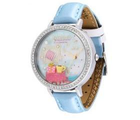 Design Polymer Clay Bear mini Fashion Lady Watch